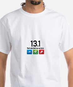 13.1 That's cute that's my co Shirt