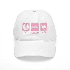Eat Sleep Ride Baseball Cap