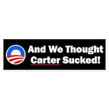 Anti-Obama Bumper Bumper Stickers