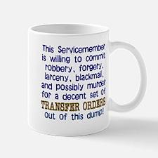Willing To... Mug