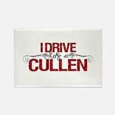 Drive Like a Cullen Rectangle Magnet