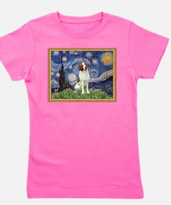 Starry Night/Brittany T-Shirt