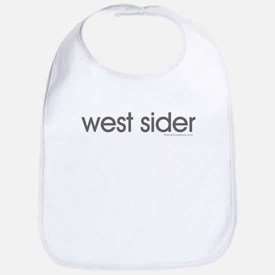 west sider Bib