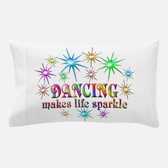 Dancing Sparkles Pillow Case