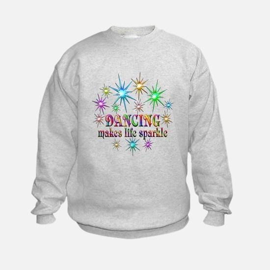 Dancing Sparkles Sweatshirt