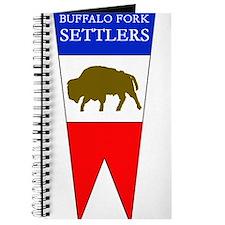 Buffalo Fork Settlers item Journal