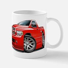 SRT10 Red Truck Mug