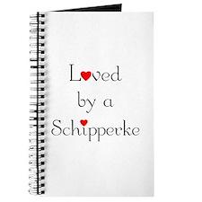 Loved by a Schipperke Journal