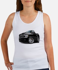 SRT10 Black Truck Women's Tank Top