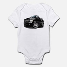 SRT10 Black Truck Infant Bodysuit