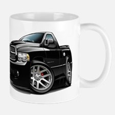SRT10 Black Truck Mug