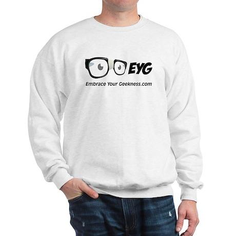 Embrace Your Geekness Sweatshirt