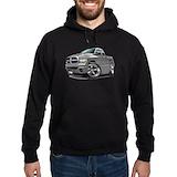 Dodge ram truck Hoodie (dark)
