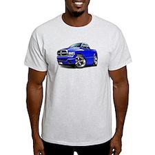 Dodge Ram Blue Dual Cab T-Shirt