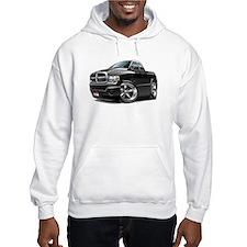 Dodge Ram Black Dual Cab Hoodie