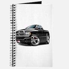 Dodge Ram Black Dual Cab Journal