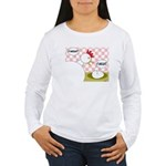 S'Awright! Women's Long Sleeve T-Shirt
