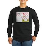 S'Awright! Long Sleeve Dark T-Shirt