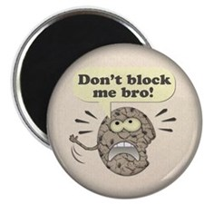 """Allow Cookies 2.25"""" Magnet (10 pack)"""