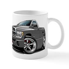Dodge Ram Grey Truck Mug