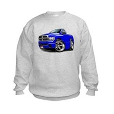 Dodge Ram Blue Truck Sweatshirt