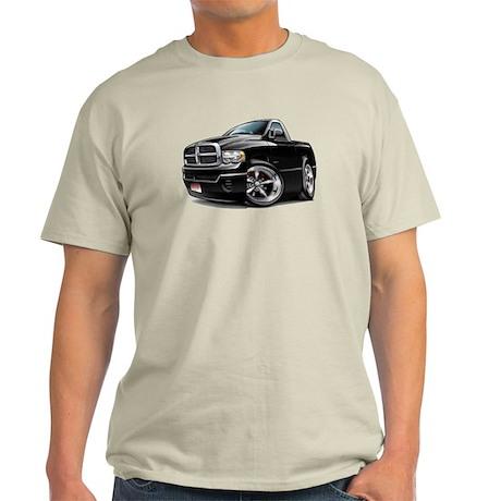 Dodge Ram Black Truck Light T-Shirt