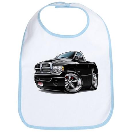 Dodge Ram Black Truck Bib