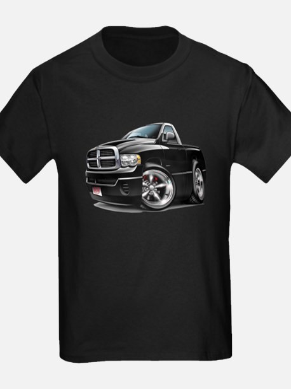 Dodge Ram Black Truck T