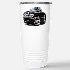 Dodge Ram Black Truck Travel Mug