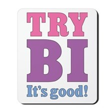 Try Bi Mousepad
