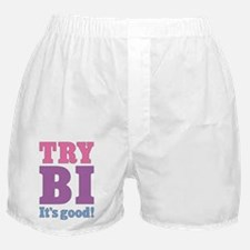 Try Bi Boxer Shorts