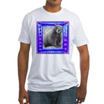 Colorado Marmot Fitted T-Shirt