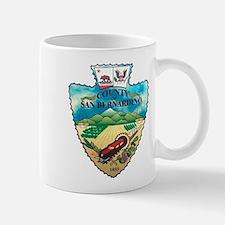 San Bernardino County Mug
