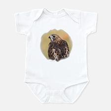Red Tail Hawk Infant Bodysuit