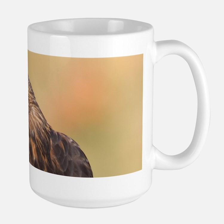 Red Tail Hawk Large Mug