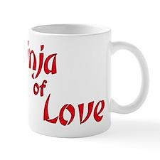 Ninja of Love Mug