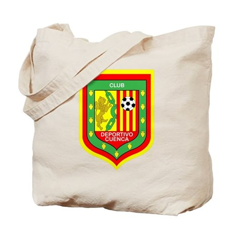 Escudo Deportivo Cuenca Tote Bag