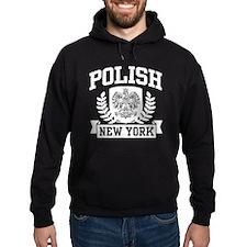 Polish New York Hoodie