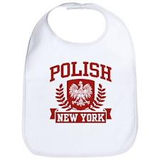 Polish New York Bib