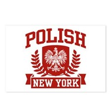 Polish New York Postcards (Package of 8)