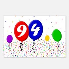 94th Birthday Postcards (Package of 8)