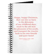 Charles Dickens 4 Journal