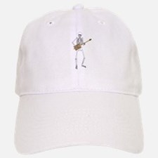 Cigar Box Guitar Bones Baseball Baseball Cap