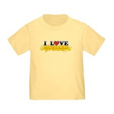 I Love Mustard T