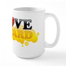 I Love Mustard Mug