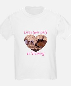 Goat Lady In Training T-Shirt