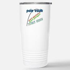 Pole Vault Insane Travel Mug