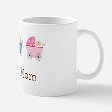 Triplet Mom Baby Buggies GGB Mug