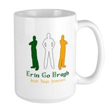 Irish Boys Forever Mug