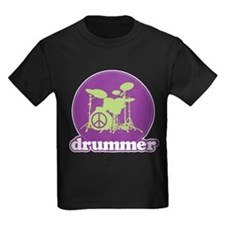 Cool Retro Drummer T
